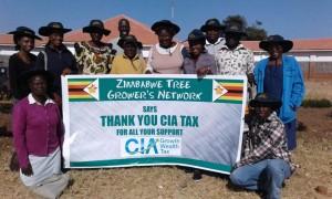 Master Tree Grower Program Zimbabwe